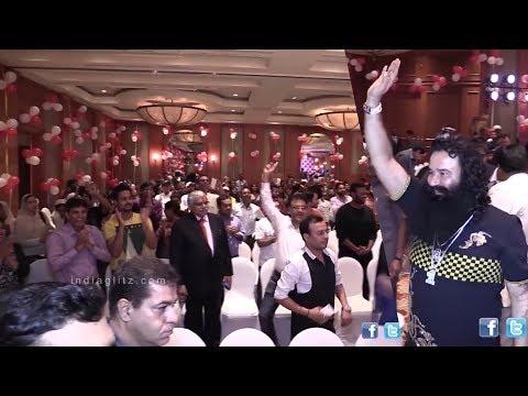 Gurmeet Ram Rahim Singh private party || Dera Sacha Sauda || #RamRahimSinghVerdict || #DeraViolence