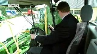 The Krone family business - leaders in agricultural machinery | Made in Germany