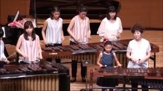 日本木琴協会阪神支部創立60周年記念コンサート アンコールは恒例のラデ...