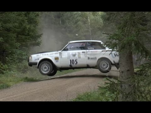 Best of Rally 2015 - Crash & Flat out [HD]