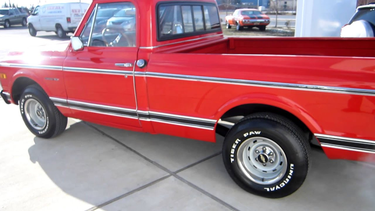 1969 Chevy Truck For Sale >> SUPER CLEAN 1969 CHEVY C10 FOR SALE !!!! *** PT.1 SOLD ...
