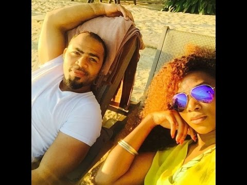 Genevieve Nnaji And Ramsey Nouah Enjoy Their Honeymoon In Mauritius