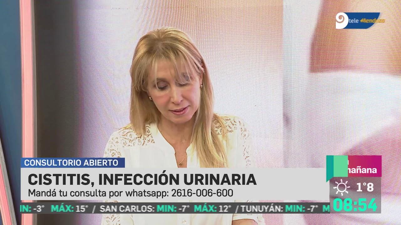 Diferencia cistitis e infeccion urinaria