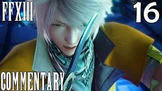 Final Fantasy XIII PC Walkthrough Part 16 - Lightning & Hope