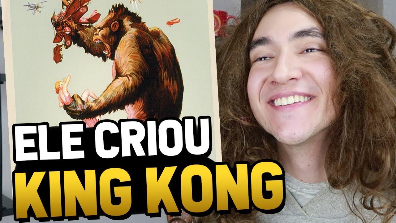 O DIA QUE CRIARAM KING KONG