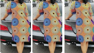 HOW TO : MAKE A DRESS WITH BALLOON SLEEVE AND POCKETS