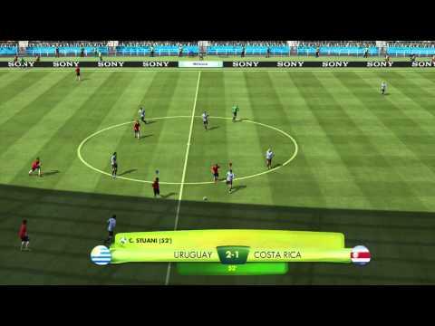 2014 FIFA WORLD CUP BRAZIL - URUGUAY vs. COSTA RICA -- GROUP D [WC MATCHES] HD