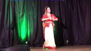 Mor bhabonare ki haway matalo- dance by Neha