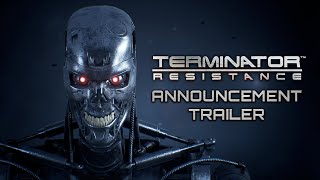 Terminator Resistance - Announcement Trailer [EU] (PS4, Xbox One & Steam)