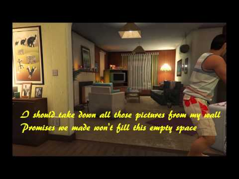 Somewhere In My Car- (Gta V)-Keith Urban- Lyrics Video