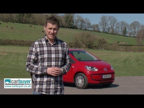 Volkswagen up! review - CarBuyer