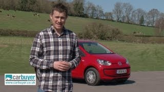 Volkswagen up! review - CarBuyer