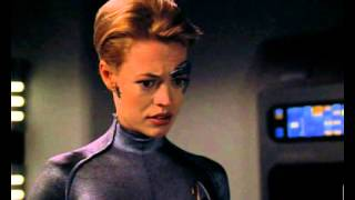 Dude rejects 7of9 (Jeri Ryan)