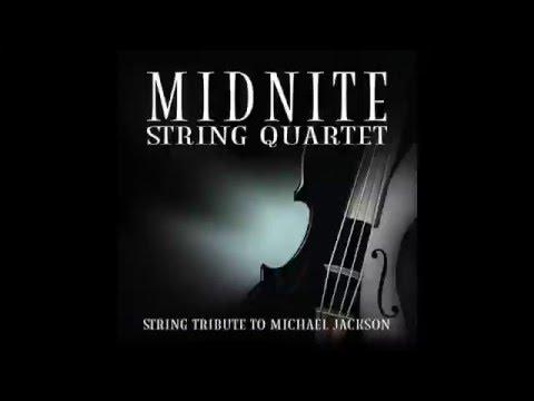 Billie Jean MSQ Performs Michael Jackson by Midnite String Quartet