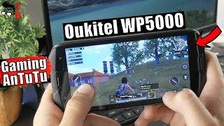 Oukitel WP5000 Performance Test: Gaming & Benchmarks