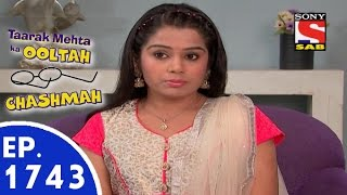 connectYoutube - Taarak Mehta Ka Ooltah Chashmah - तारक मेहता - Episode 1743 - 20th August, 2015