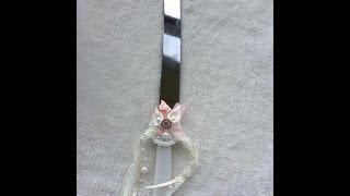 DT Teresa- Wedding Decor Cake Knife
