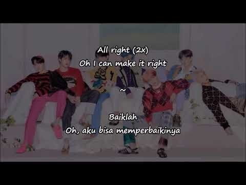 [INDO SUB] BTS - Make It Right