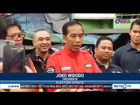 Jokowi: Jangan Teriak Harga di Pasar Mahal,  Pedagang Bisa Marah Mp3
