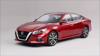 2019 Nissan Altima Review Test Drive, Price and Specifications Release