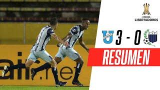 ¡REMONTÓ LA SERIE CON GOLEADA! | U. Católica 3-0 Liverpool | RESUMEN