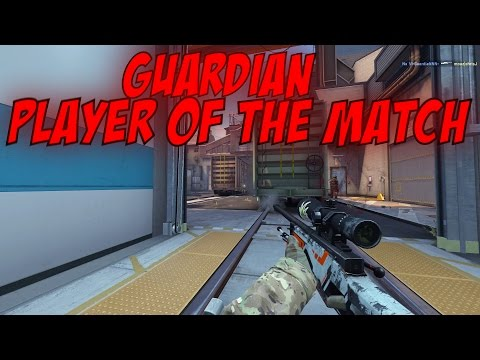 CS:GO - GuardiaN Player of the Match