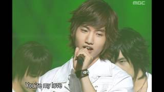 TVXQ - My Little Princess, 동방신기 - 마이 리틀 프린세스, Music Camp 20040515