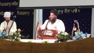 Saas Saas Simro Gobind - Shivpreet Singh Live at San Jose Gurdwara