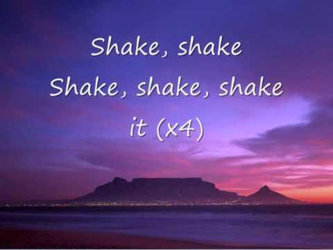 Metro Station - Shake it - lyrics