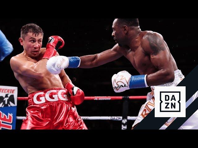 HIGHLIGHTS | Gennadiy GGG Golovkin vs. Steve Rolls