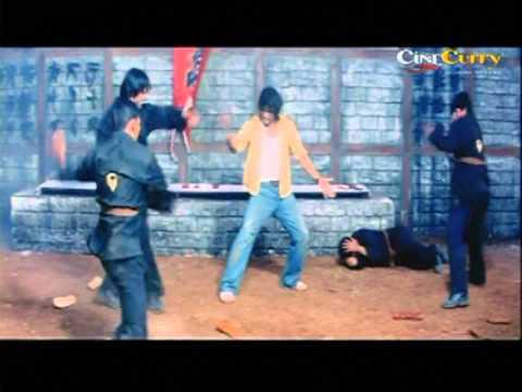 Allu Arjun Exciting Action Scene From Ek Jwalamukhi
