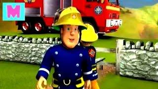 Пожарный Сэм НА ДНЕ КОЛОДЦА Пожарный Сэм на Русском все новые серии подряд мультики MultTV