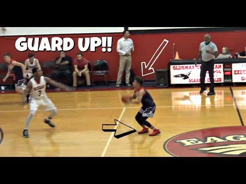 Julian Newman is INSANE! Pulls Up From Halfcourt at Oldsmar Christian