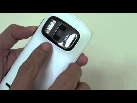 Tinhte.vn - Trên tay Nokia 808 PureView