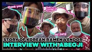 Full Story of 76 year-old Korean Street Vendor in Las Piñas
