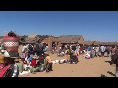 a market - Madagascar