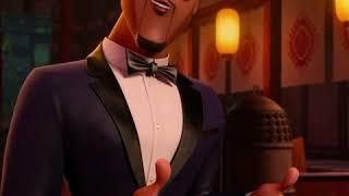 《變身特務》角色介紹-特務藍斯