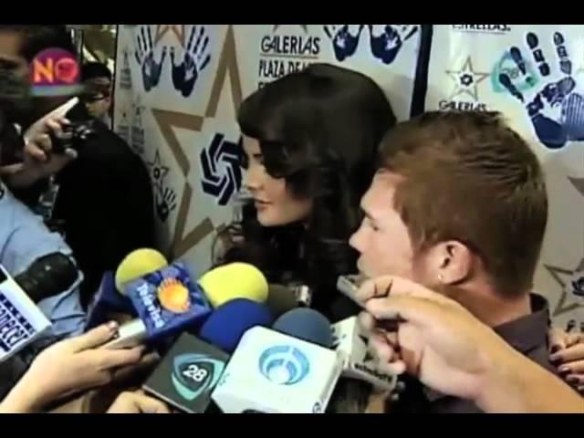 No lo cuentes. Marisol González regresa con Saúl Canelo Álvarez