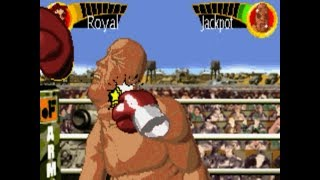 Boxing Fever - Game Boy Advance