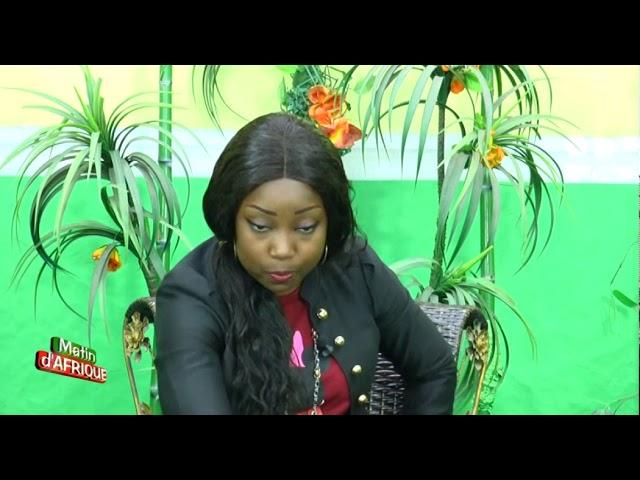 Matin d'Afrique Ruth 2017 11 30 1