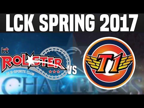 KT vs SKT - Game 3 ( BEST GAME EVER ) Faker Zed - LCK SPRING 2017 Week 6 Day 3 | Be Challenger