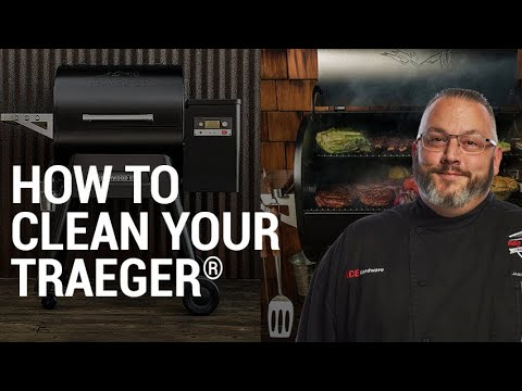 How To Clean A Traeger - Ace Hardware