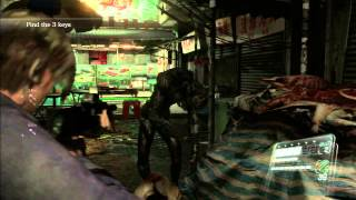 PS3 Longplay [070] Resident Evil 6 (part 2 of 8)