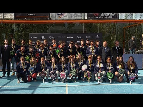 Resumen del XXXIV Campeonato de España de Pádel por Equipos