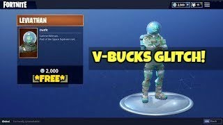 HOW TO GET THE LEVIATHAN SKIN FOR *FREE* ON FORTNITE (NOT PATCHED)