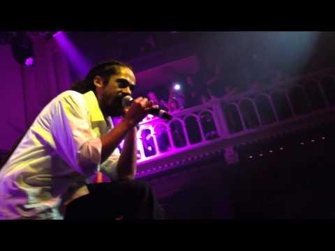 Damian Marley @ Paradiso (Amsterdam) 30/07/2012