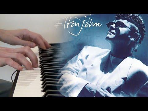 Elton John - Song for guy - piano cover