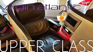 Virgin Atlantic UPPER CLASS London to Las Vegas