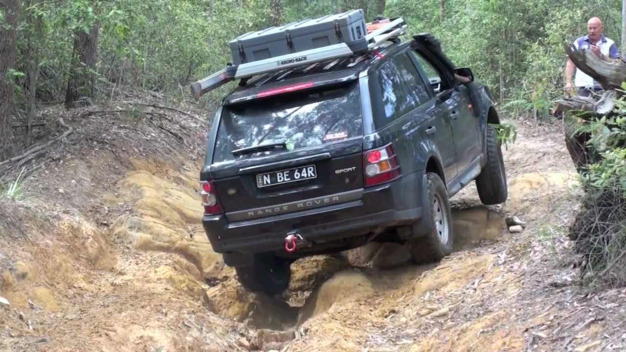 Range Rover Sport Extreme 2 Mov Youtube