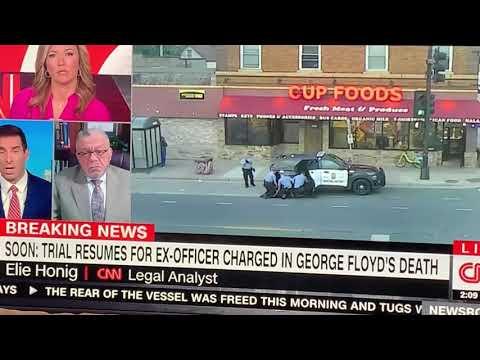 Derek Chauvin Trial Defense Says Crowd Bothered George Floyd Arrest - Video Says No